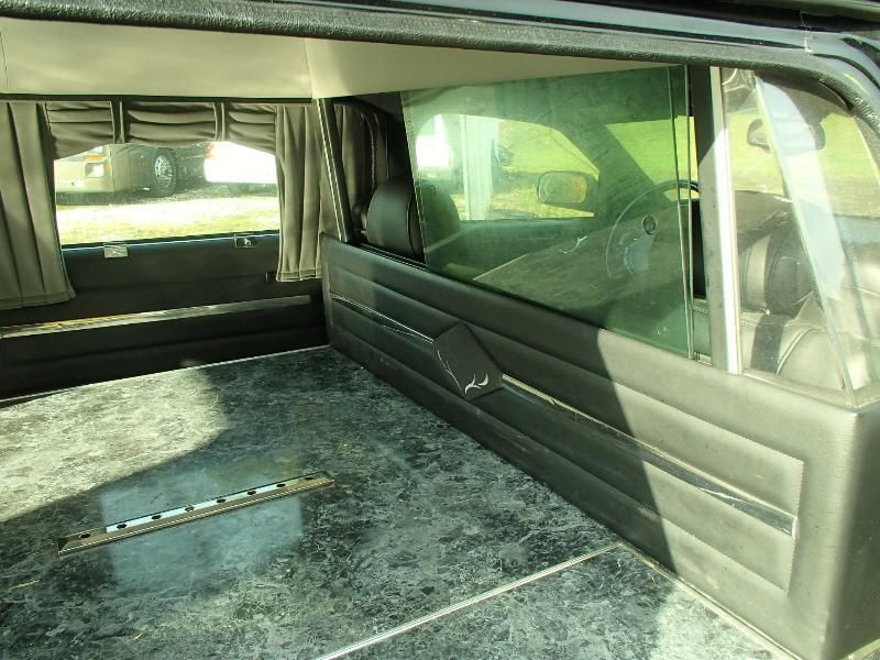 2003 Cadillac DeVille Hearse