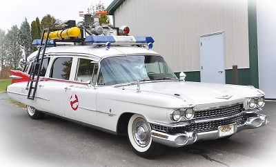 1959 Cadillac Ambulance Ecto-1 for sale