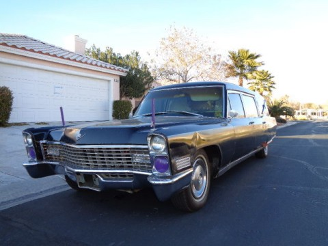 1967 Cadillac M&M for sale