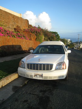 2001 Cadillac Hearse by Superior for sale