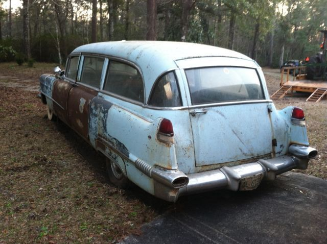 Cadillac Ss Hearse Or Ambulance Project Hearses For Sale