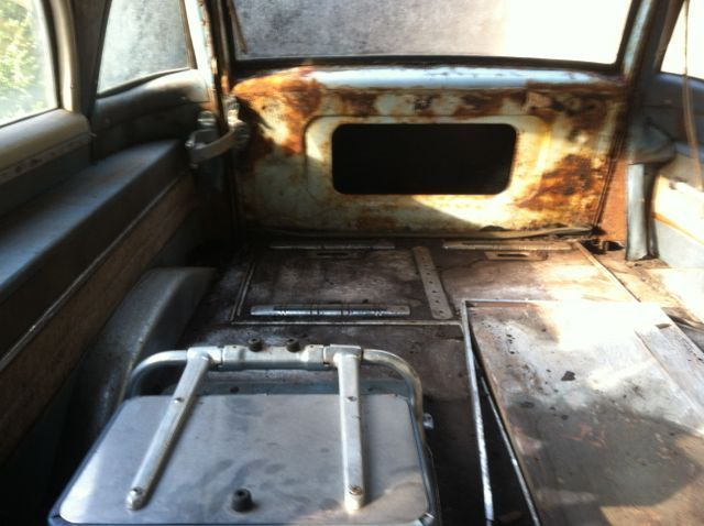 1956 Cadillac S Amp S Hearse Or Ambulance Project For Sale