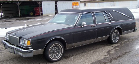 1987 Buick Electra Estate for sale