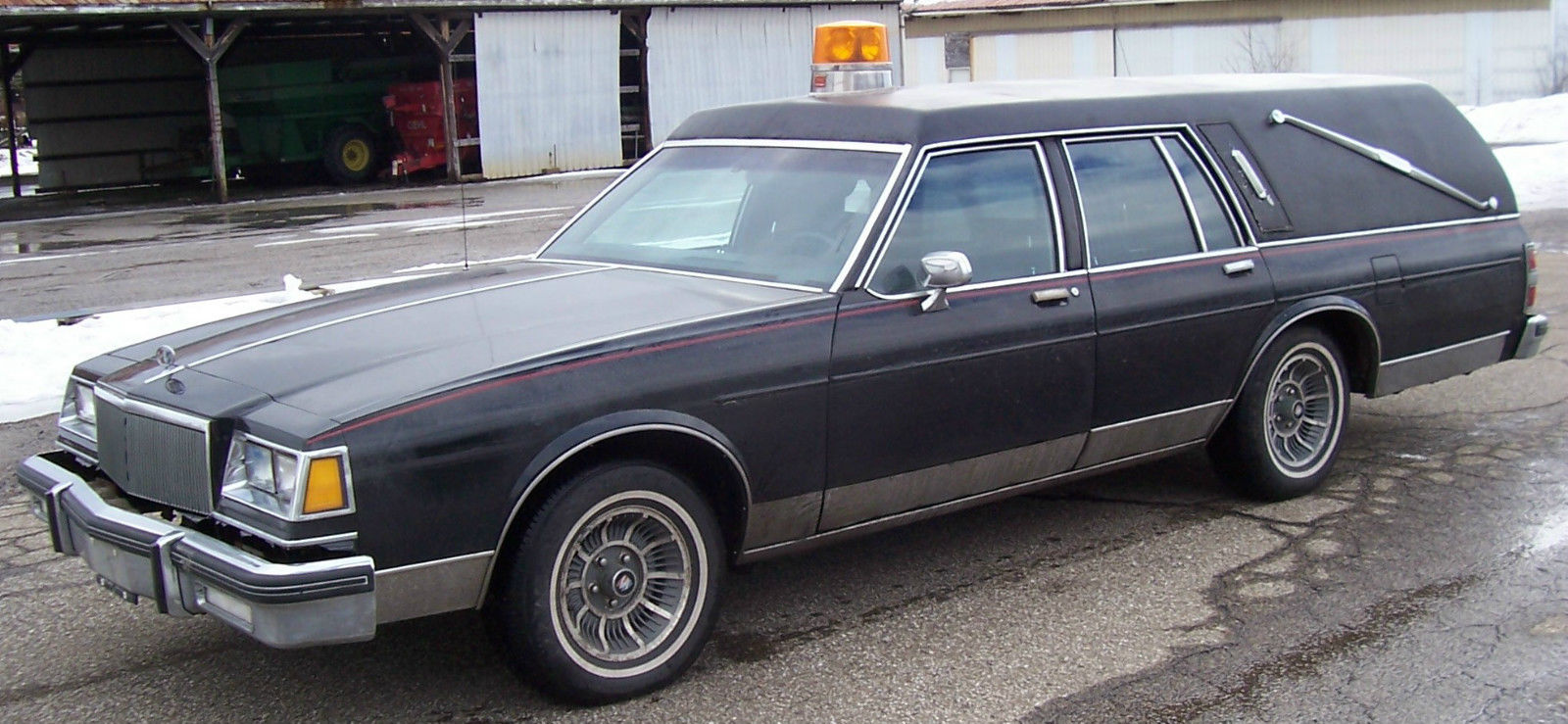 Buick Electra Estate Hearses For Sale on 1987 Buick Lesabre Transmission