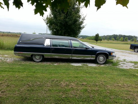 1996 Cadillac Fleetwood Superior Statesman for sale
