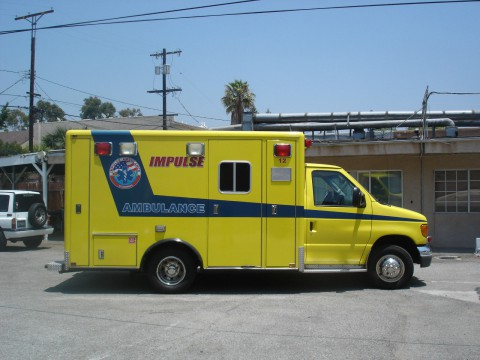 2005 Ford E-350 Ambulance Horton and Leader for sale
