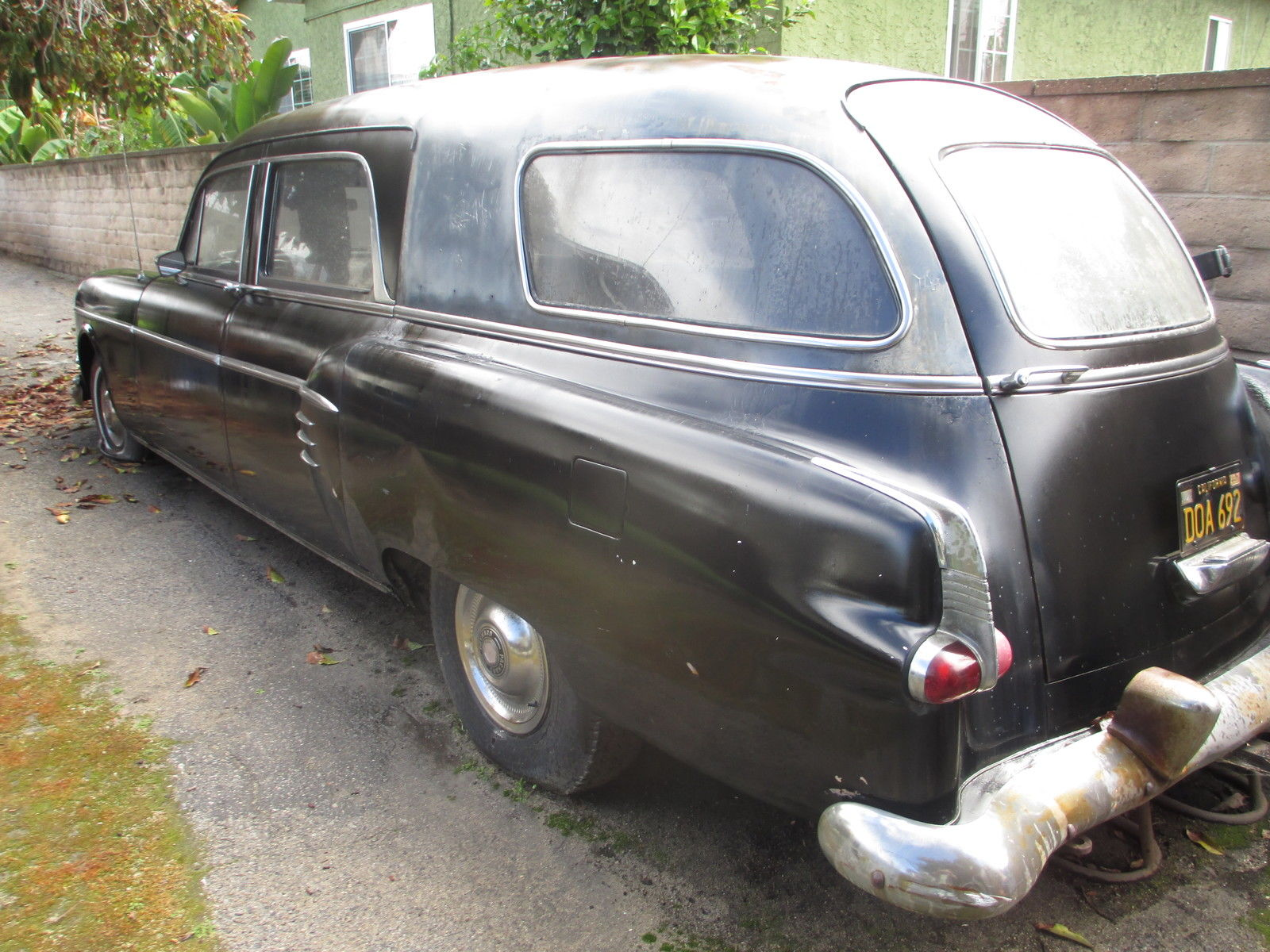 1954 Packard Hearse For Sale