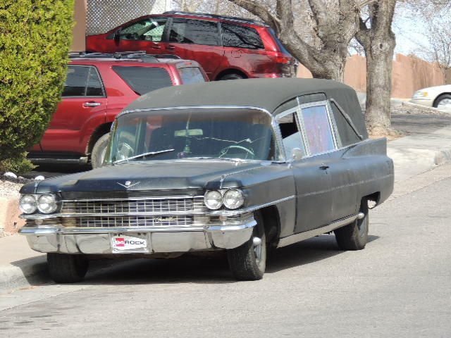 1963 Cadillac Hearse By M Amp M For Sale