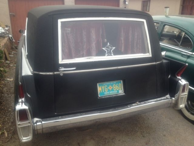 Cadillac By Mm Hearses For Sale