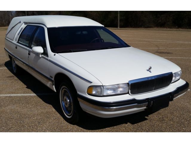 Buick Roadmaster By Eagle Hearses For Sale on 1985 Buick Lesabre For Parts