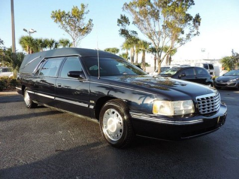 1998 Cadillac Deville by Eagle for sale