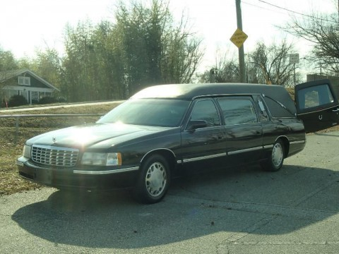 1999 Cadillac Deville by S&S for sale