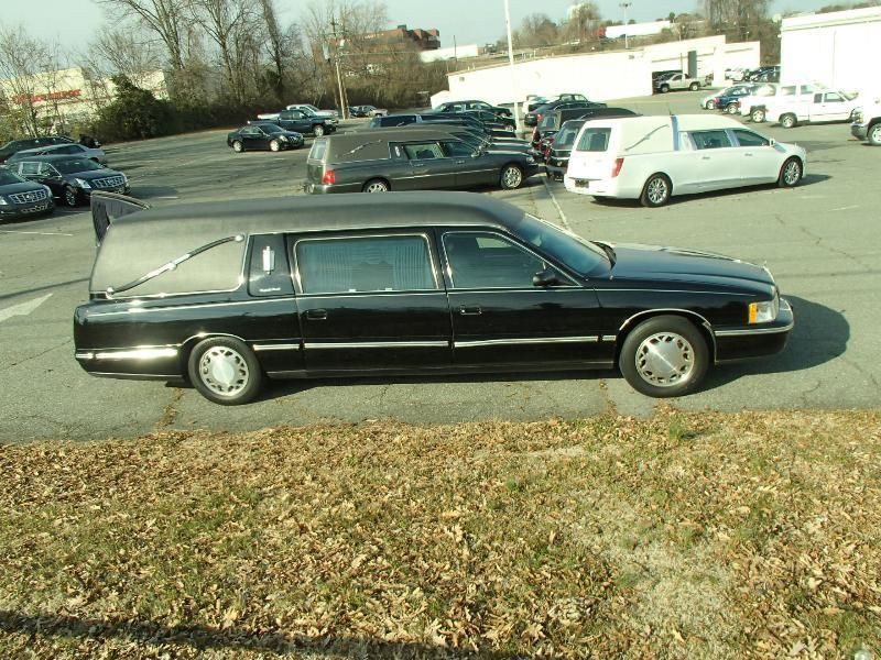 1999 Cadillac Deville by S&S