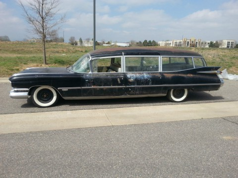 1959 Cadillac Miller Meteor for sale