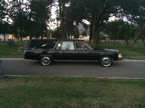 1984 Cadillac by SS for sale