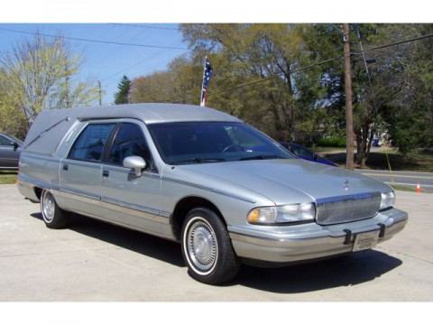 1991 Buick Roadmaster Estate Wagon for sale
