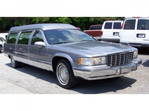 1996 Cadillac Fleetwood by Superior for sale