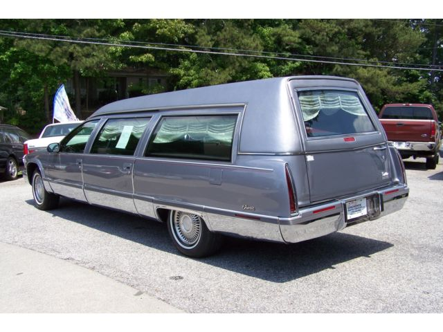 1996 cadillac fleetwood by superior for sale. Cars Review. Best American Auto & Cars Review