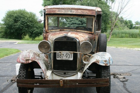 1931 Ford Model A AA Hearse for sale