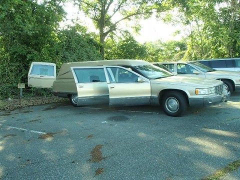 1995 Cadillac Fleetwood Funeral Hearse for sale