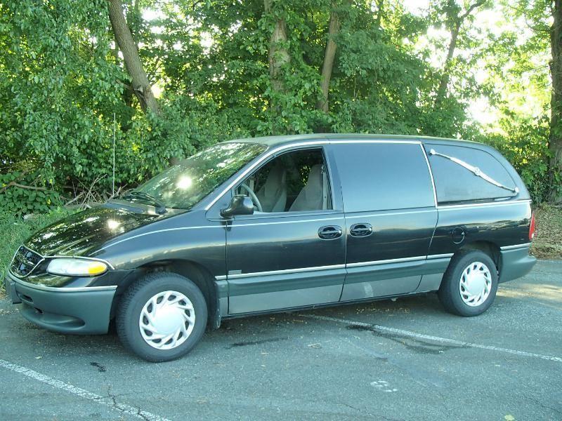 Dodge Grand Caravan Hearse Hearses For Sale on 1991 Dodge Grand Caravan