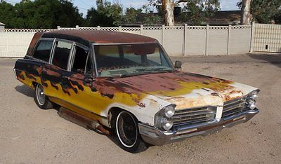 1965 Pontiac Le Mans Hearse Ambulance for sale