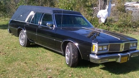 1985 Oldsmobile Mini Hearse For Sale