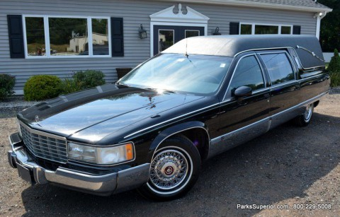 1993 Cadillac Fleetwood Hearse for sale