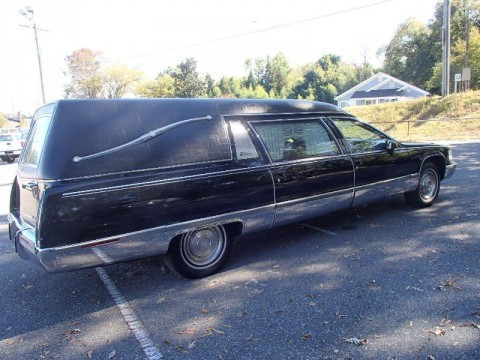 1995 Cadillac Fleetwood Hearse Funeral Limo for sale