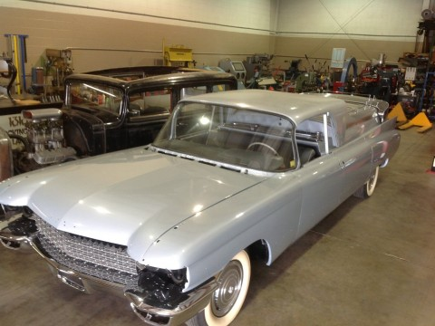 1960 Cadillac Superior Flower Car Hearse for sale