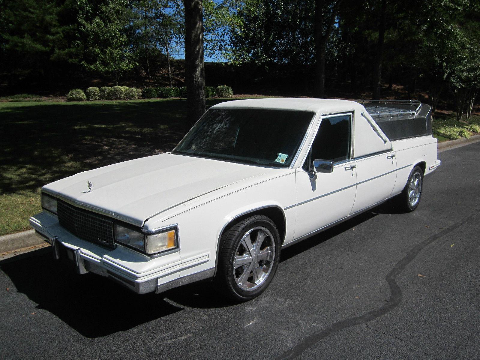Cadillac Flower Car Hearse Hearses For Sale