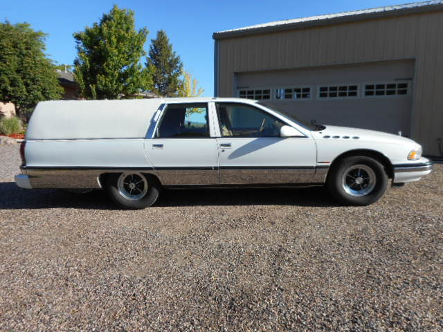 Buick Roadmaster Limited Collectors Edition Sedan Door L Hearses For Sale on 1985 Buick Lesabre Mpg