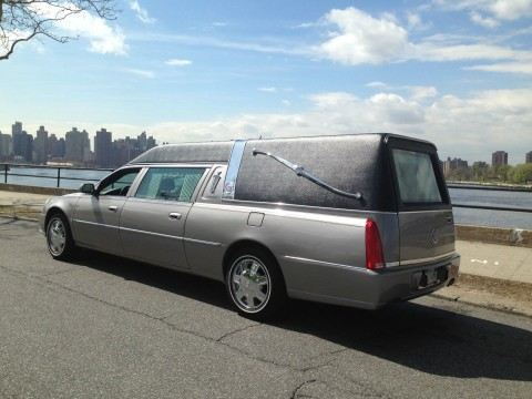 2007 Cadillac Heritage Hearse by Federal Coach for sale