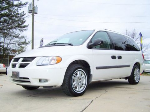 2007 Dodge Grand Caravan Hearse for sale