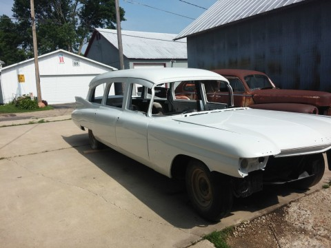 1959 Cadillac Eureka Combination Vehicle Ambulance / Hearse for sale