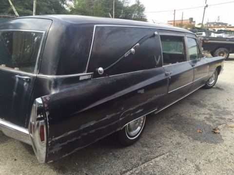 1968 Cadillac Fleetwood Hearse for sale