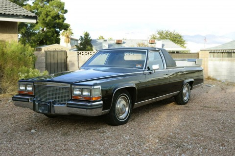 1988 Cadillac Brougham Flower Car for sale