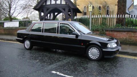 1995 Ford Scorpio Limousine 6 door   Ideal Hearse Companion for sale