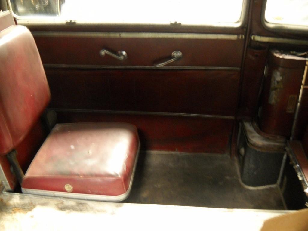 1955 Pontiac Ambulance/Hearse, Original, Rat Rod for sale