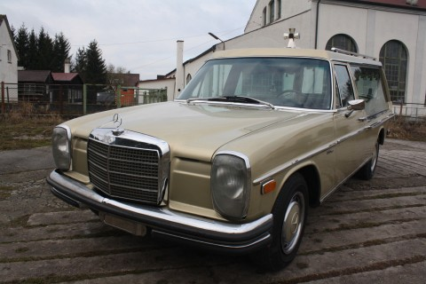 1972 Mercedes Benz 250 Funeral Coach Hearse [w115] for sale