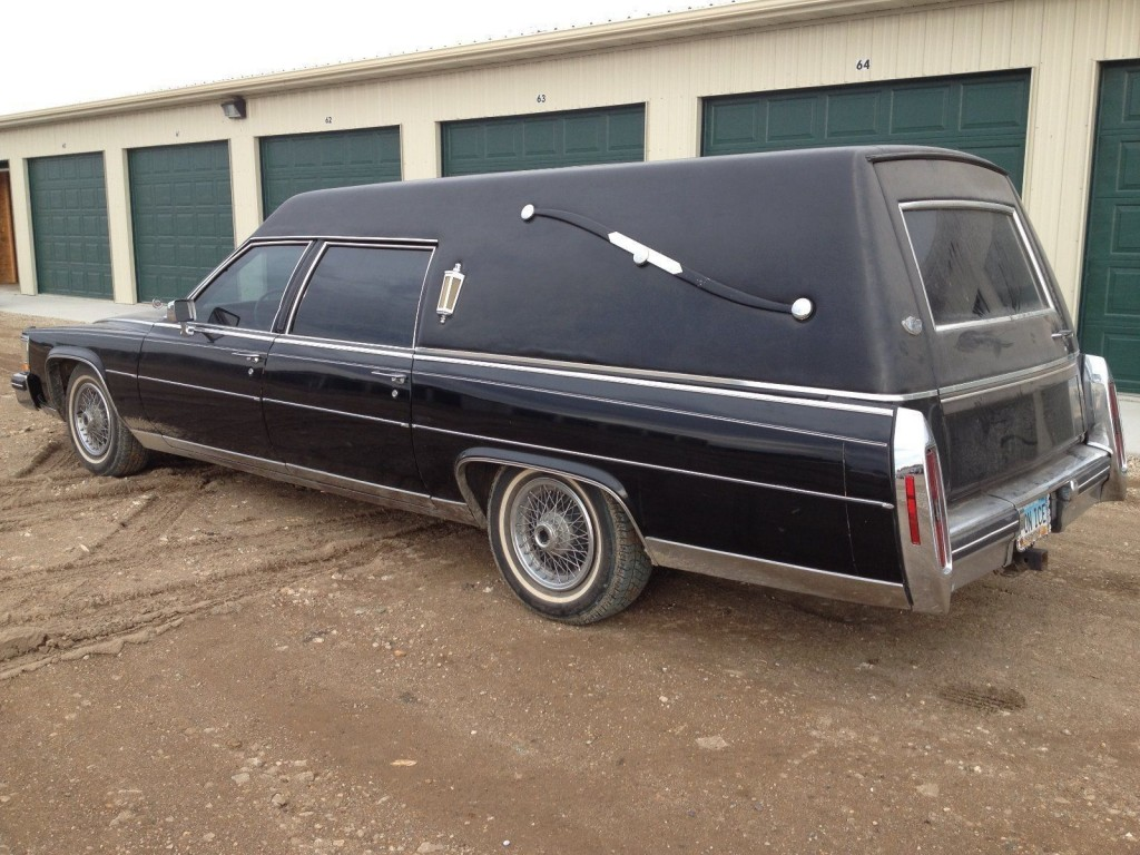 1985 cadillac fleetwood hearse for sale. Cars Review. Best American Auto & Cars Review