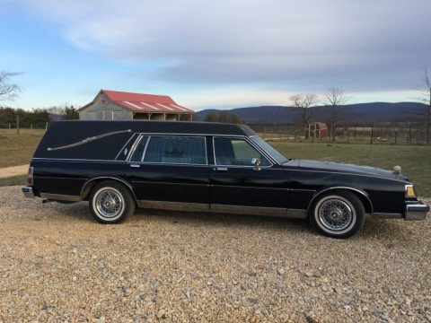 1987 Buick Lesabre Hearse for sale
