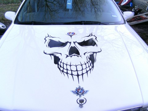 1995 Cadillac Fleetwood Krystal Coach Hearse Grateful Dead Tribute for sale