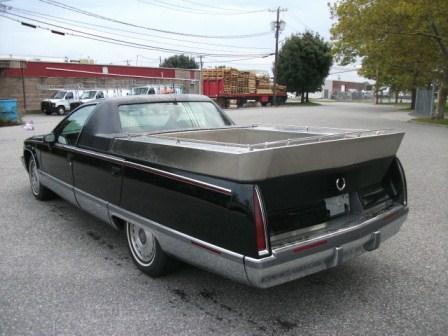 Cadillac Fleetwood Hearse Flower Car For Sale