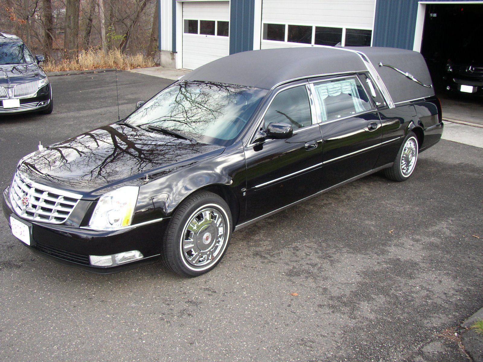 2009 Cadillac Hearse Eagle Ultimate For Sale