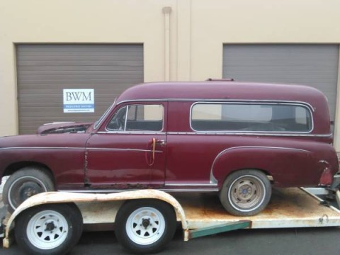 1956 Mercedes Benz190 Series Hearse / Ambulance for sale