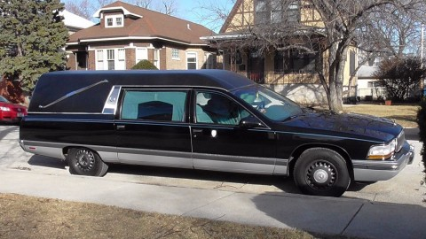 1995 Buick Roadmaster Roadmonster Hearse for sale