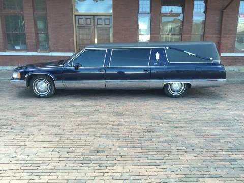 1994 Cadillac Fleetwood Brougham Sedan Hearse for sale