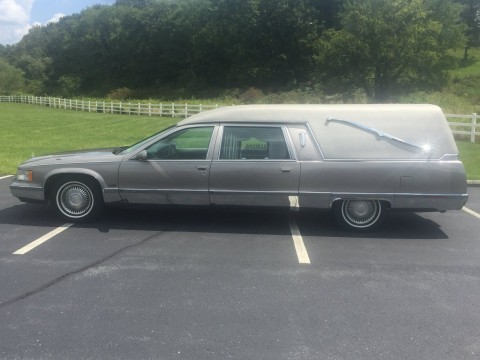 1996 Cadillac Fleetwood Hearse for sale