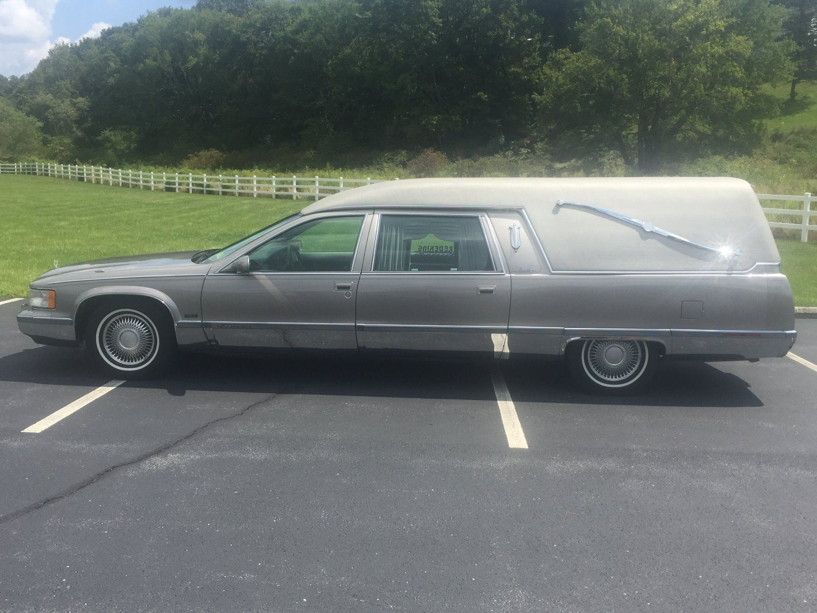 1996 cadillac fleetwood hearse for sale. Cars Review. Best American Auto & Cars Review